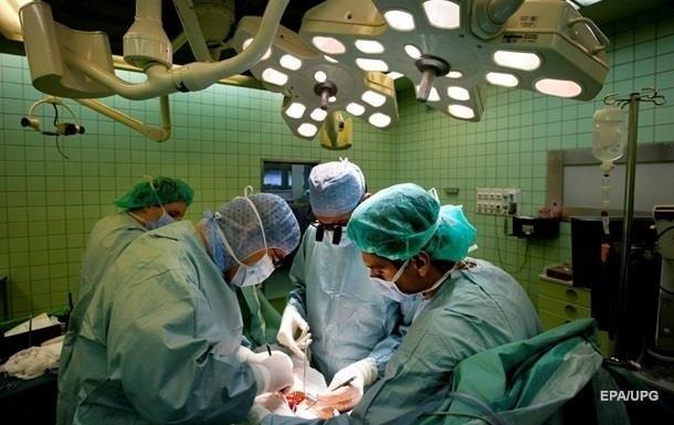 Трансплантацію підшлункової залози вперше зробили в Україні