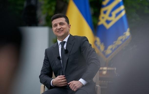 Зеленский прокомментировал назначение Татарова
