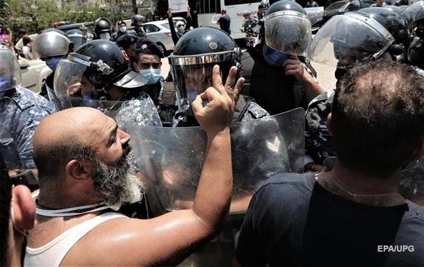 У Бейруті спалахнули антиурядові протести
