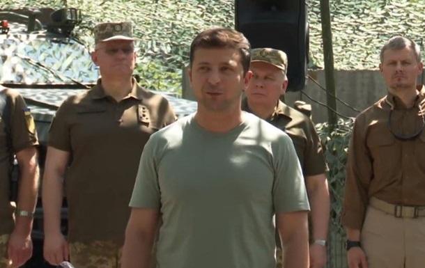 Зеленский признался, что выпивал с военными