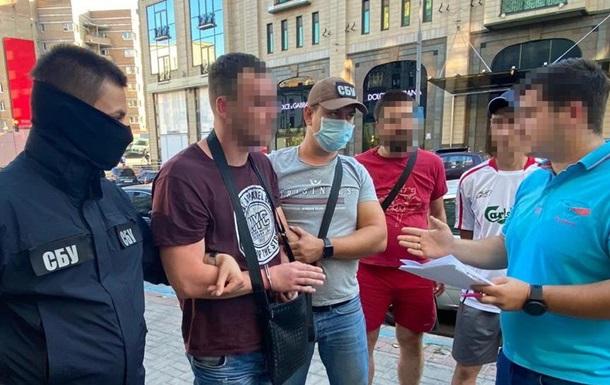 В Киеве задержали организатора контрабанды наркотиков