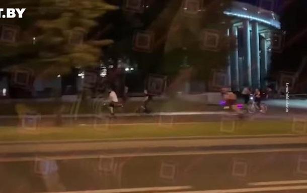 У Білорусі затримали учасників велопробігу