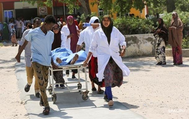 У Сомалі стався вибух на військовій базі, вісім загиблих