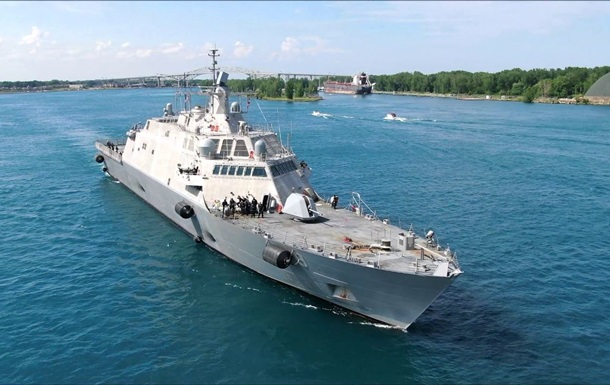 В США представили новый боевой корабль