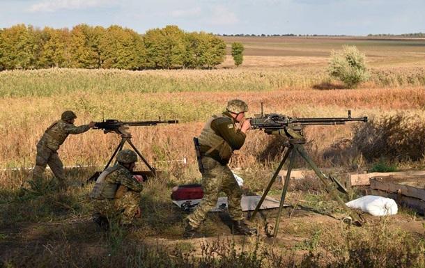 Перемирие на Донбассе: ООС сообщает о провокациях