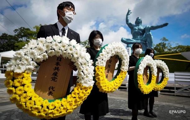 Застосування ядерної зброї реально - мер Нагасакі