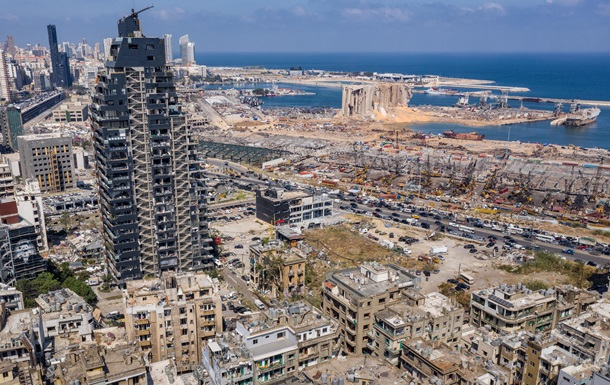 Пентагон допустив атаку на порт Бейрута