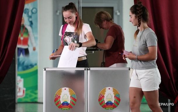 Вибори в Білорусі: військові, черги і затримання