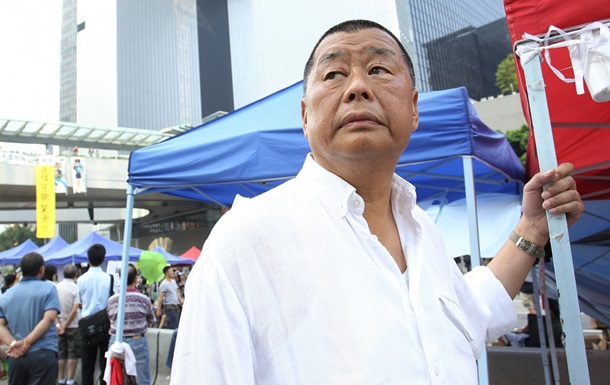 У Гонконзі заарештували магната Джиммі Лая