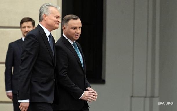 У Польщі та Литві зробили заяву щодо виборів у Білорусі