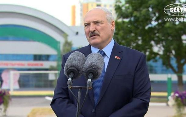 Лукашенко прокоментував протести
