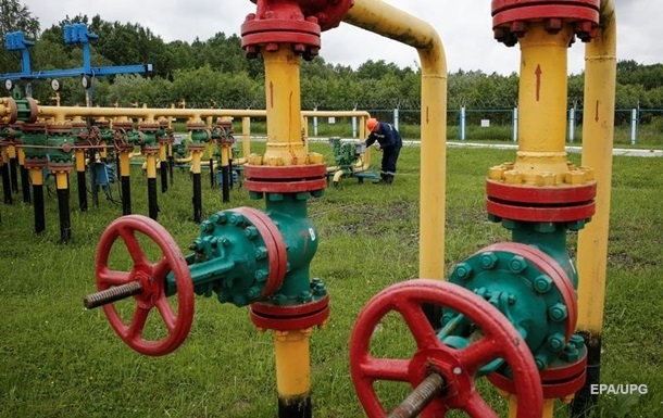 Запаси газу в Україні вищі за 23 млрд кубометрів