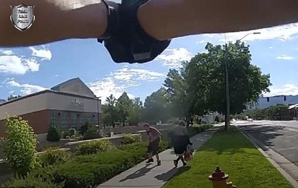 У США на камеру копа потрапив розстріл під час затримання