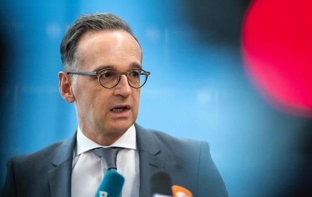 Берлін підтримав ідею про санкції проти Білорусі