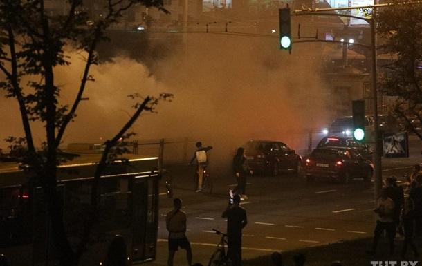 В Минске слышны взрывы - СМИ