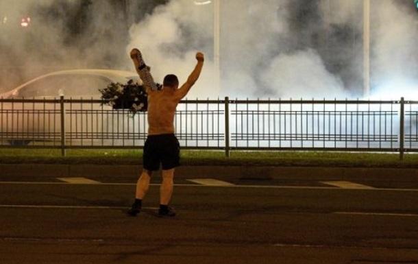 У Білорусі вщухли протести