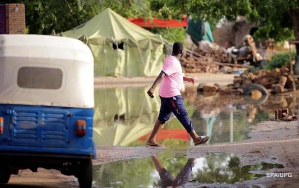 В Судане в результате непогоды погибли более 20 людей