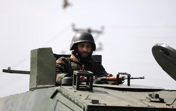 В Индии заявили об обстрелах Кашмира со стороны Пакистана