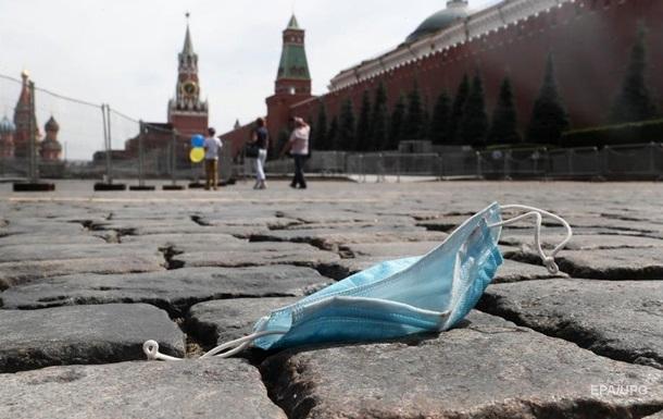 В РФ минимальный рост COVID почти за четыре месяца