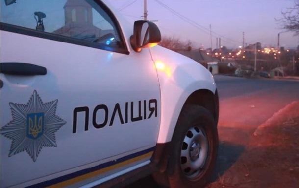 На Одесчине полицейские избили возможных нарушителей
