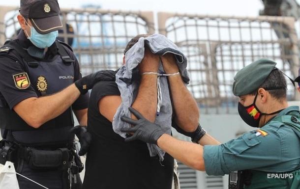 Заарештовано одного з найрозшукуваніших злочинців Європи