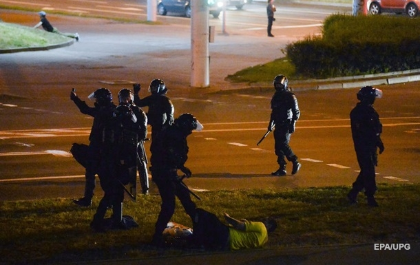Встановлено особу загиблого активіста в Мінську