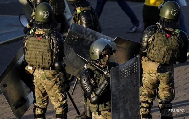 Силовики покинули улицы Минска