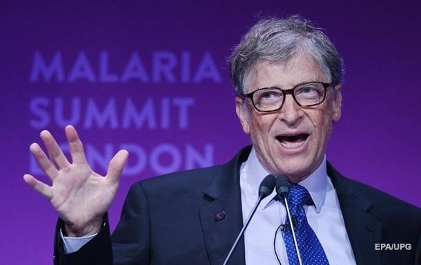 Білл Гейтс спрогнозував закінчення пандемії