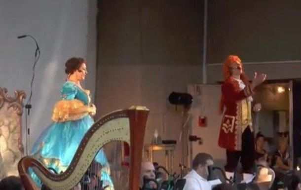 В Харькове в театре COVID-19 заболели шесть хористов
