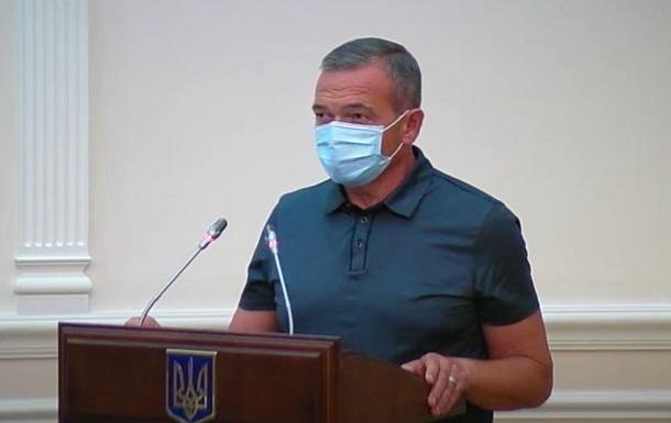 Кабмин отозвал согласие кандидату в губернаторы Кировоградщины