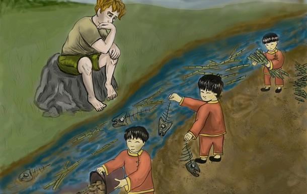 Одна на двоих: История «любви» китайцев, русских и Амура