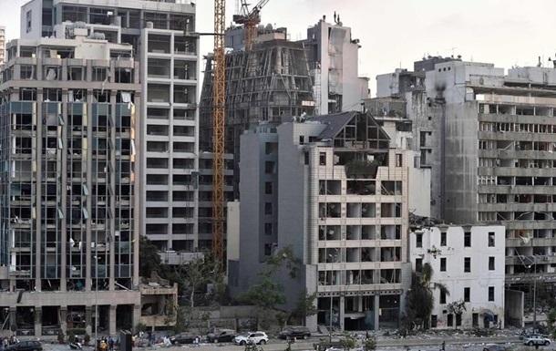 В Бейруте взрыв разрушил около 4 тысяч зданий