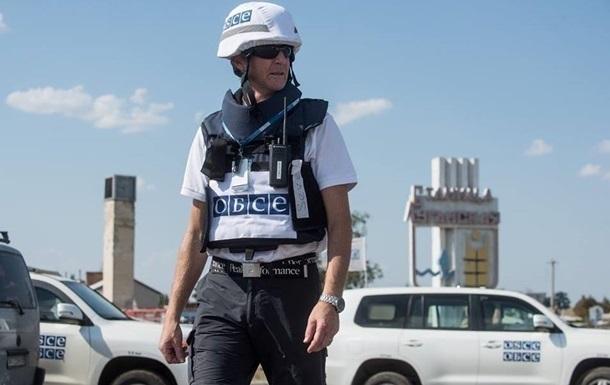 ОБСЕ выявила более 260 нарушений перемирия на Донбассе