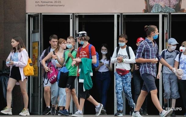 Кількість випадків COVID-19 у Києві перевищила 10 тисяч
