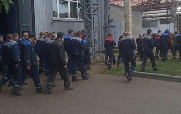 Работники БелАЗа начали забастовку - СМИ