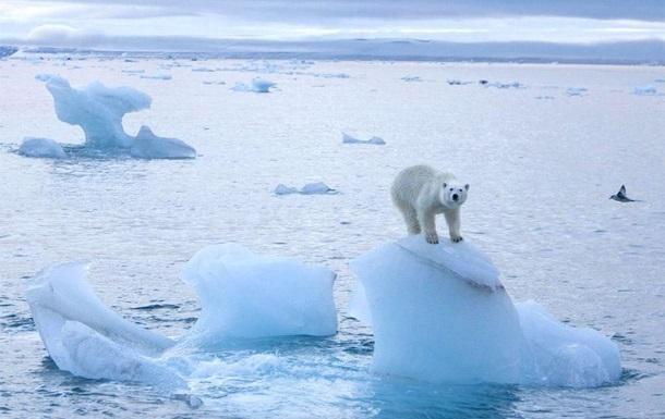 Температура в Арктиці піднялася до рекордного рівня