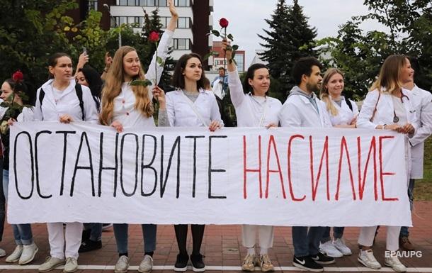 Менше арештів і страйки. Ситуація в Білорусі