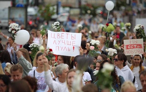 У Білорусі тривають акції солідарності та страйки
