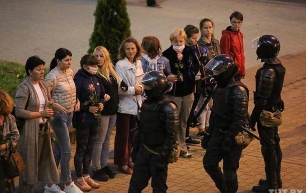Понад 20 журналістів залишаються затриманими в Білорусі