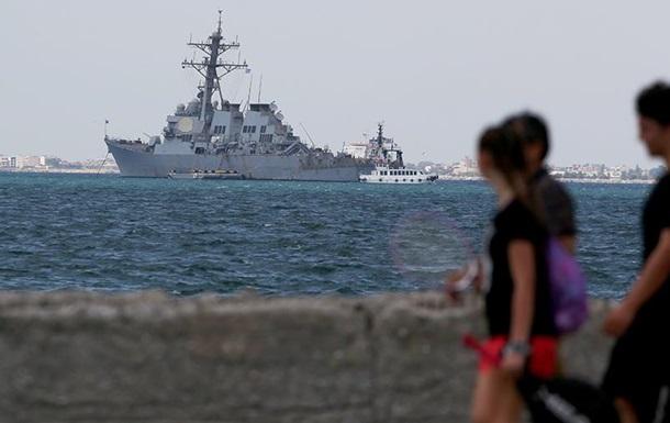 Корабли ВМС Турции и Греции задели друг друга в Средиземном море — СМИ