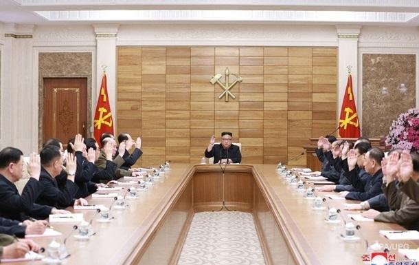 Кім Чен Ин змінив прем єр-міністра Північної Кореї