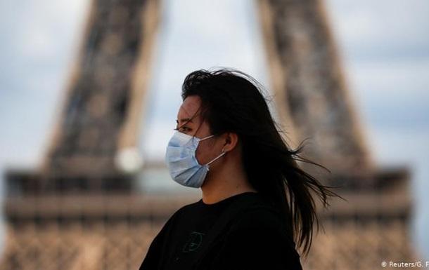 Коронавірус: уряд Франції знову оголосив Париж  зоною ризику