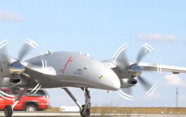 В Турции испытали боевой дрон с украинскими двигателями
