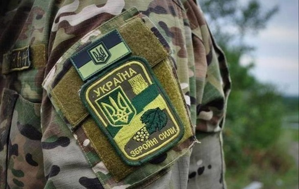 На Донбассе застрелился военнослужащий