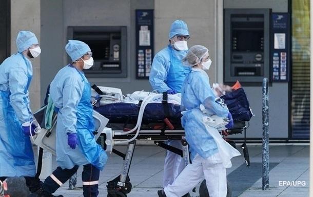 Число больных COVID в мире впервые выросло менее чем на 10% за неделю