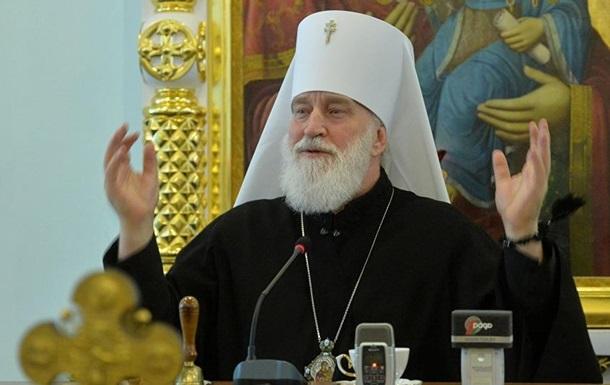 Глава белорусской церкви сожалеет о поздравлении Лукашенко с победой