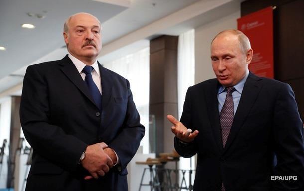У Путина рассказали о разговоре с Лукашенко