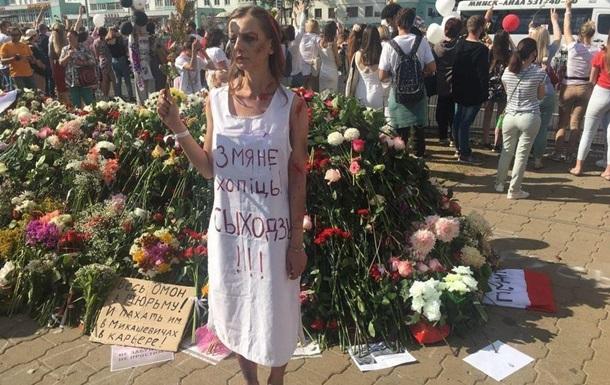 МВС Білорусі: Ситуація в країні спокійна