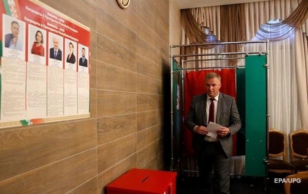 Оппозиция Беларуси против пересчета голосов