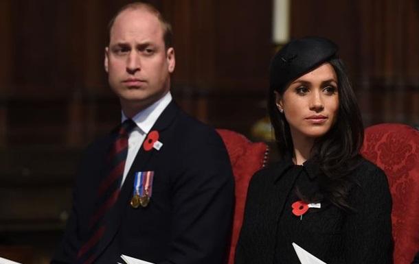 Журналісти повідомили подробиці першої зустрічі принца Вільяма і Меган Марк